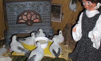 Märchen-Weihnachtsmarkt in Ober-Hilbersheim