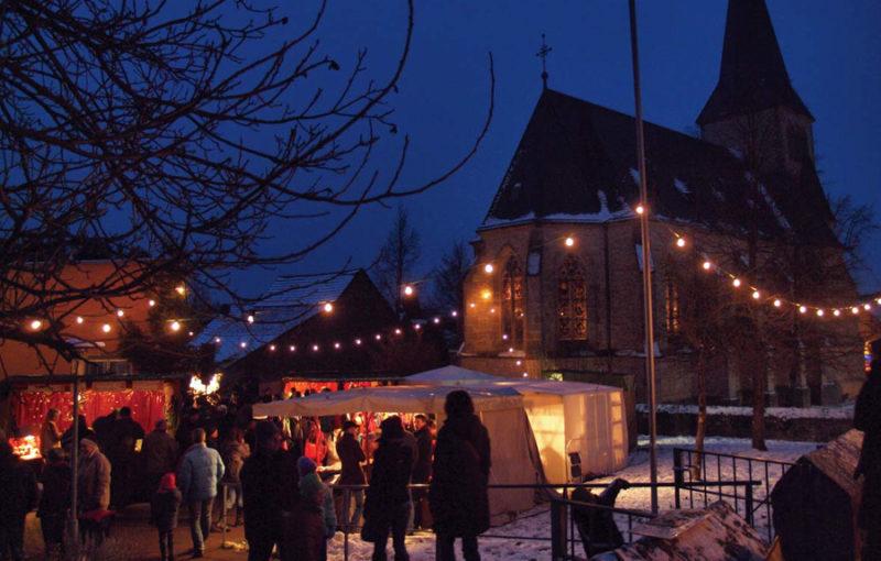 Märchen Weihnachtsmarkt in Ober-Hilbersheim