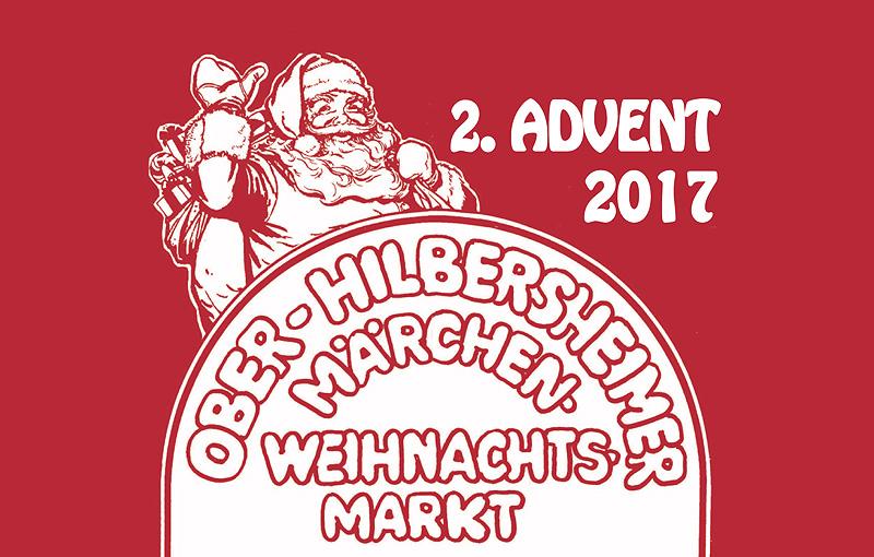 Erleben Sie den Ober-Hilbersheimer Weihnachtsmarkt